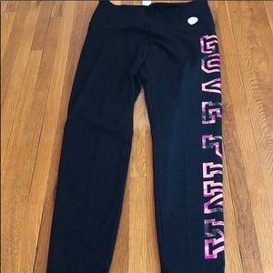 Victoria's Secret High Waist Leggings.